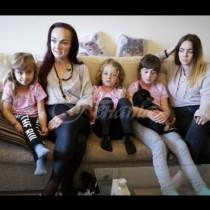 Майка от Норвегия пристигна да живее в България заедно с 6-те си деца