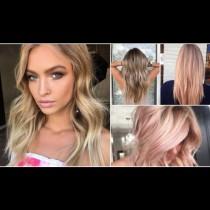 Модни нюанси за блондинки: 9 красиви предложения за лято 2018 (Снимки)