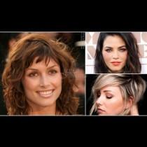 Топ 4 прически за къса коса и коса със средна дължина, които не изискват стилизиране (Снимки)
