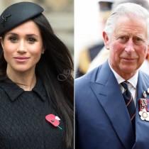 Ето как се държи принц Чарлз със снаха си Меган Маркъл, когато са насаме и как я нарича само!