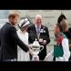 Той целуна Мегън пред принц Хари: Това е човекът, за когото целият свят говори! (Снимка)