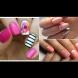 Ненадмината нежност: 10 идеи за маникюр в розово (Снимки)