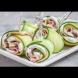 Гениално просто и супер свежо: Народно суши с краставички по балкански