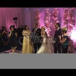 Снимки от сватбата на Светлана Василева и Гущеров-Ето кои знаменитости присъстваха