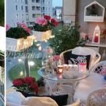 Идеи за декор на балкона