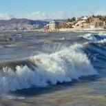 Днес морето е най- опасно. Внимавайте!