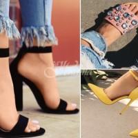 Модерни и удобни сандали лято 2018