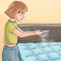 След като посипете килима и матрак със сода бикарбонат, ще разберете какви чудеса прави!