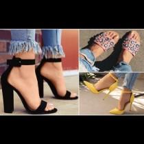 Стилни, модерни и удобни: Сандалите на лято 2018 (Снимки)