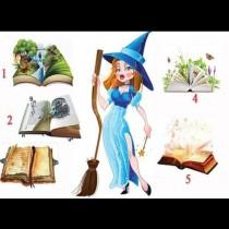 Магически книги на желанията-Изберете  за да видите как ще ви се изпълнят най-съкровените мечти