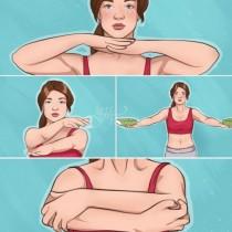 10 лесни упражнения за красиви ръце и стегнат бюст