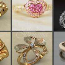 Изберете си пръстен и той ще разкрие нещо важно за вас!