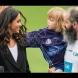 Ето какво се случи, когато 3-годишно момченце дръпна Меган Маркъл за косата-Какво направи принц Хари!