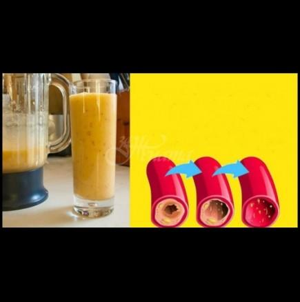Четка за кръвоносните съдове. 1 чаша ще ви предпази от износване на сърдечния мускул през следващите 40 години