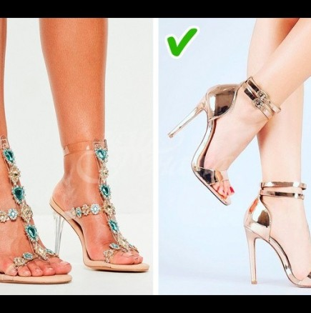 Обувки изглеждат евтини, ако са ето такива!