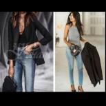 35 вдъхновяващи, модерни и стилни начини да носите деним през есента (снимки)