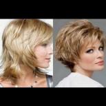 25 прически за тънки коси, създаващи мигновен обем и плътност на косата (снимки)