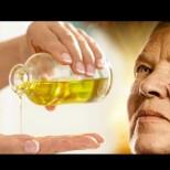 Ако бях започнала по-рано да си мия лицето с масло, кожата изобщо нямаше да остарее!