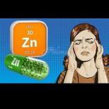 10 знака за недостиг на цинк в организма ви
