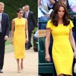 Моден сблъсък-На коя от двете принцеси й стоят по-добре роклите