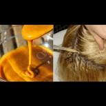 Само 3 продукта и забравяте за белите коси. Тази домашна маска действа по- добре от боя