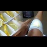 Сложете лимон по следния начин на коленете си, ако продължават да ви болят