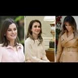 Ето коя е специалната грим техника, избрана от Мелания Тръмп, кралица Летисия и кралица Рания да подчертаят своята красота  (Снимки)