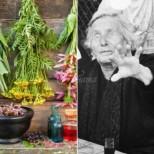 Рецептите на Баба Ванга с билки за дископатия, диабет, дебело черво