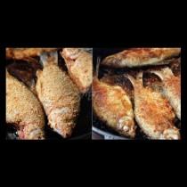 Костите в шаранът ще бъдат изпечени и разтворени, ако сготвите по този начин рибата
