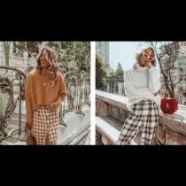 Стилна есен: 25 основни модни тенденции тази есен (снимки)