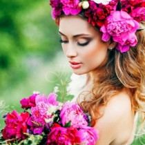Цветето, което носи вашето име притежава магична сила, която ви прави уникални и неповторими!