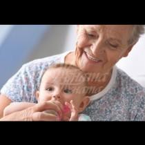 Болна тема-Трябва ли да се оставят децата, бабите им да ги гледат