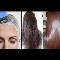 Смес, която връща живота на вашата повредена коса, без значение, дали е мазна, или суха