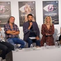Ники Кънчев на пресконференцията за новия сезон на VIP Brother: Бабата на българската музика ще участва