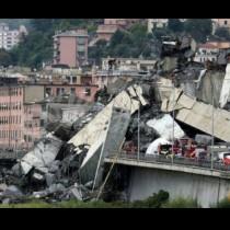 Мъж и жена лежали под отломките на моста в Генуа сега вдигат сватба