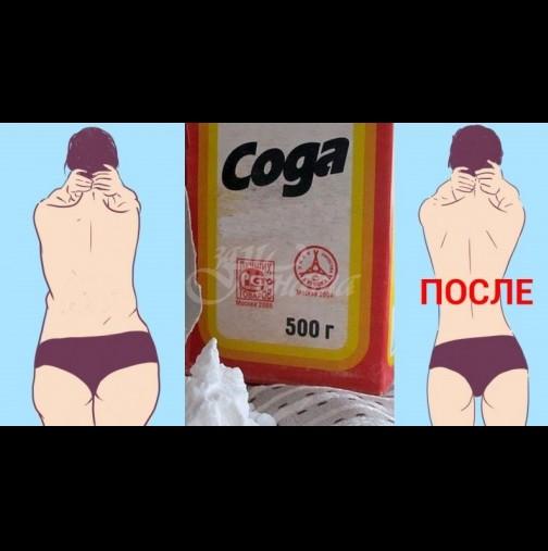 3 доказани методики за отслабване със сода