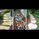Как да си направим пътечка в градината сами - 53 оригинални идеи (снимки)
