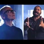 Великата Цветана Манева в новия клип на Азис