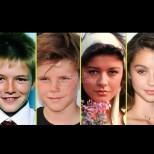 Известни личности, които имат невероятна прилика с децата си-Ето как са изглеждали на същата възраст