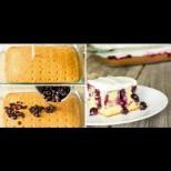 Трик, с който тортите и сладкишите ви ще станат многоцветни и ще се напоят сочно с крема или сладкото, което изпозлвате