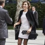 Новата модна икона не е нито Меган, нито Кейт-Кралица Летисия ги сложи в малкия си джоб със стил и непринуденост