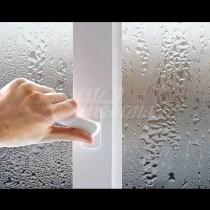 С какво да мием прозорците, за да не се получава конденз