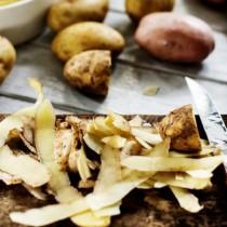 6 добри причини защо не трябва да хвърляте обелките на картофите