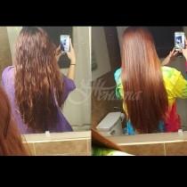 Изправяне на косата без преси само с домашни методи- изпитани и щадящи косата