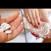 Всяка жена трябва да знае тези 10 трика с аспирин за кожата ви