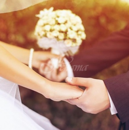 Всички се възхитиха от сватбата на смелата двойка, Калинка и Виктор, които ни върнаха вярата в доброто