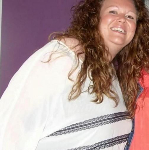 Жена стопи 44 кг, за да се омъжи, след като се отказа само от едно нещо