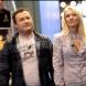 Рачков и Мария уловени в страстна поза на рождения ден на актьора