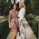Двете дъщери на князе най- желаните лица на Седмицата на модата (много снимки)