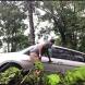 Когато приближи до колата и видя какво е затворила жена му вътре, косата му се изправи!
